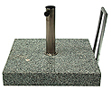Patio base granite