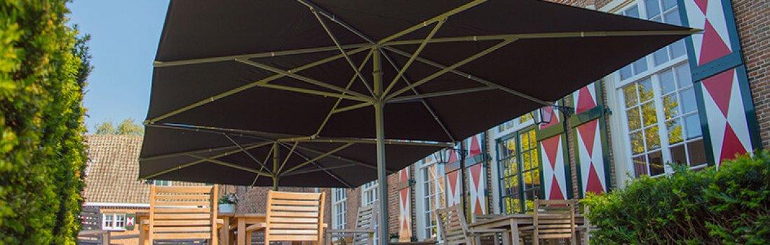Comment choisir le bon parasol commercial pour ma terrasse ?