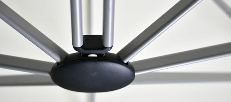 Les conseils de Solero pour bien prendre soin de votre parasol en aluminium
