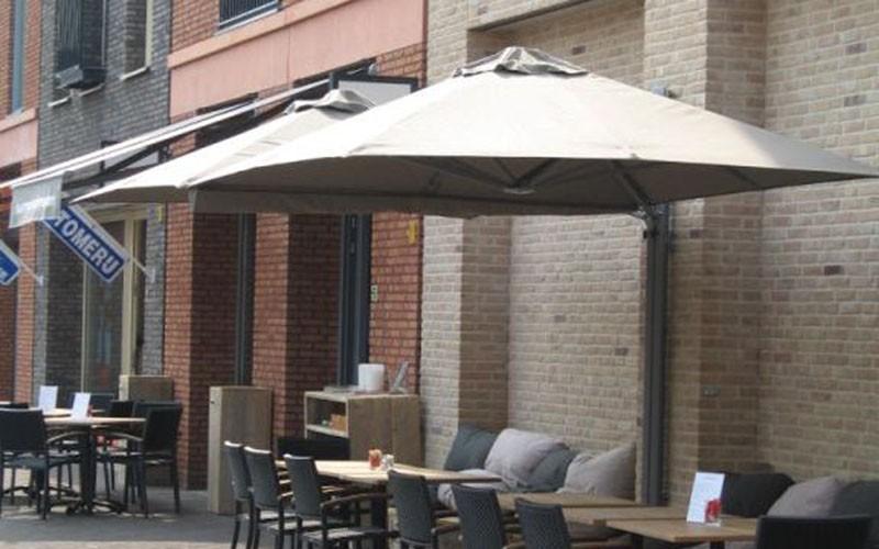 parasol mural solero p6 parasols muraux connectables. Black Bedroom Furniture Sets. Home Design Ideas