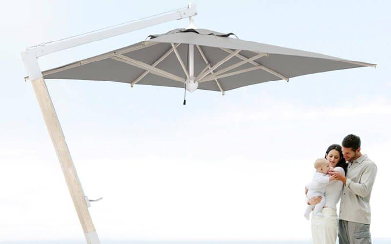 Parasols Sur Mesure Solero Pour Jardin Et Professionnel